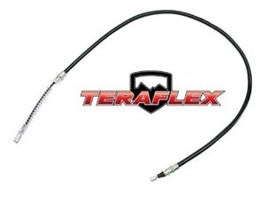 TeraFlex Right Hand Passenger Side Emergency Brake Cable