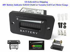 yamaha golf cart battery wiring diagram 2005 chevy cobalt radio buy us 36v indicator 36 volt ezgo clubcar 48v 48 meter gauge new