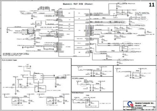 Manuals & Resources Acer ChromebookC720 C740 MB Schematic
