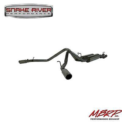 MBRP DUAL SIDE STAINLESS EXHAUST 03-07 CHEVY SILVERADO GMC