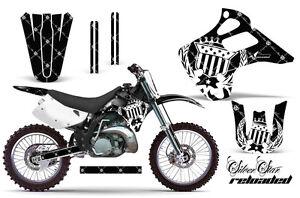 Dirt Bike Graphics Kit Decal Wrap For Kawasaki KX125 KX250