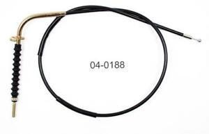 Motion Pro Brake Cable Front Black Suzuki/Kawasaki LT80