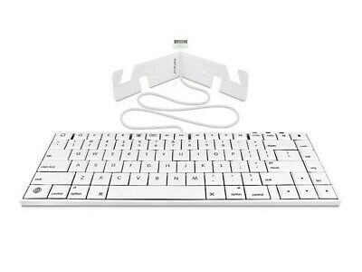 MACALLY IKEY30 FULL SIZE KEYBOARD FOR APPLE iPAD 1st 2nd