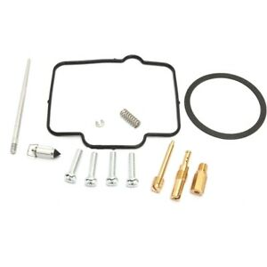 Carburetor Carb Rebuild Repair Kit For 1991 Kawasaki KX125