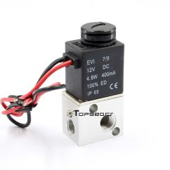 3 Way Electric Ear Nose And Throat Diagram 1 8 Quot Inch Pneumatic Air Solenoid Valve 12v