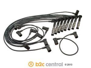 Beru Ignition Wire Set fits 1990-1995 Mercedes-Benz 500SL