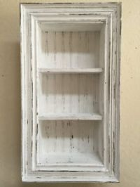 French Country Shadow Box, Chalk Paint Shadow Box ...