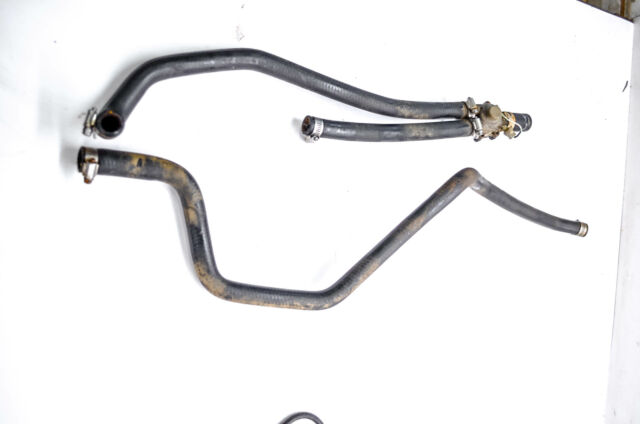 04 Arctic Cat 650 V2 4x4 Radiator Coolant Hoses