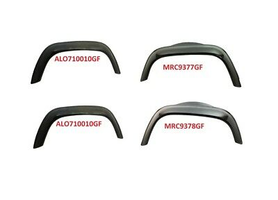 Land Rover Defender 90/110/130 Wheel Arch Kit Terrafirma