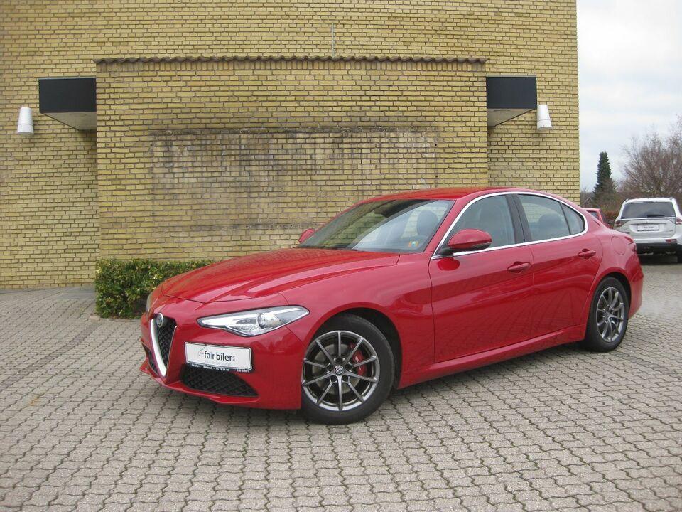Alfa Romeo Giulia 2.0 T 200 Super – dba.dk – Køb og Salg af Nyt og Brugt
