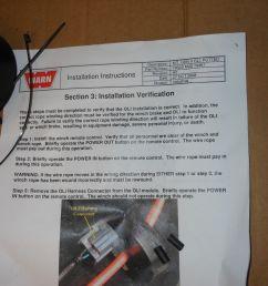warn winch gen ii oli potted kit srs18 24v 18k lb mrap hmmwv lmtv m1078 m998 ebay [ 1600 x 1200 Pixel ]