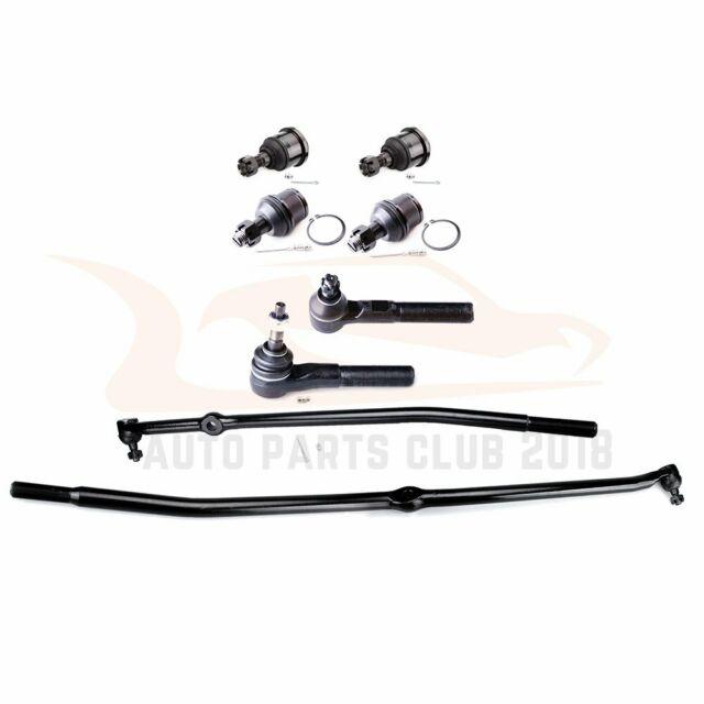 For 03-08 Dodge Ram 1500 2500 3500 8PCS Front Steering Tie