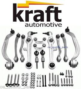 Front Suspension Control Arms Kit Set VW Passat B5 FL Audi