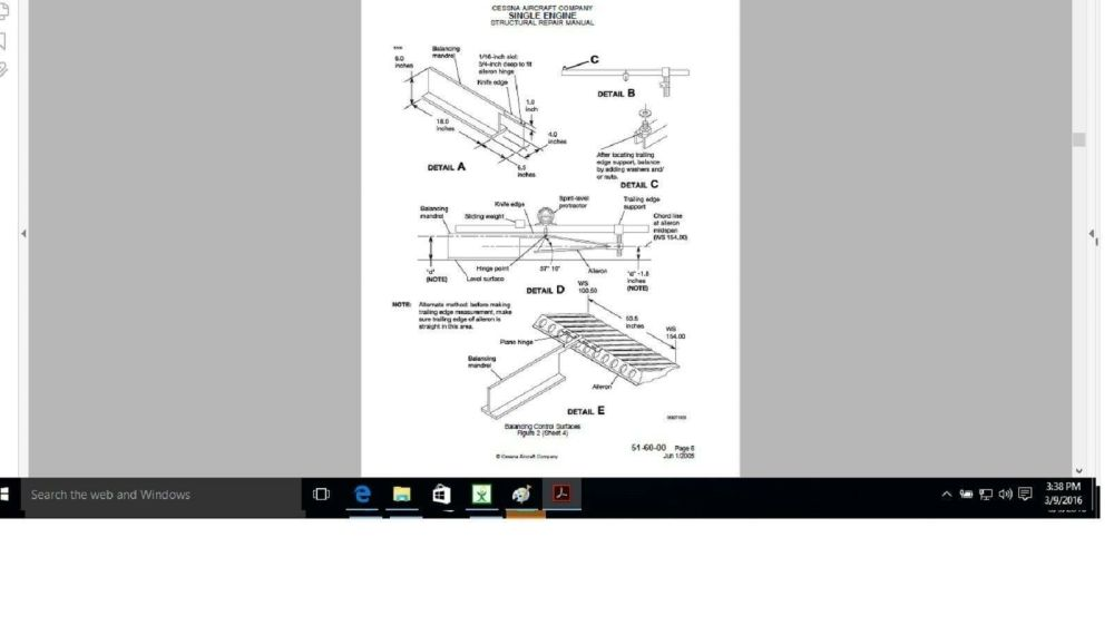 medium resolution of diagram of engine 172 wiring diagram cessna single engine structural repair manual 172 182 206 t182