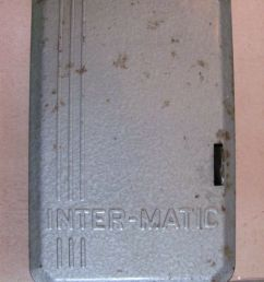 intermatic t102 208 277 volt spst 24 hour mechanical time switch for sale online ebay [ 1200 x 1600 Pixel ]