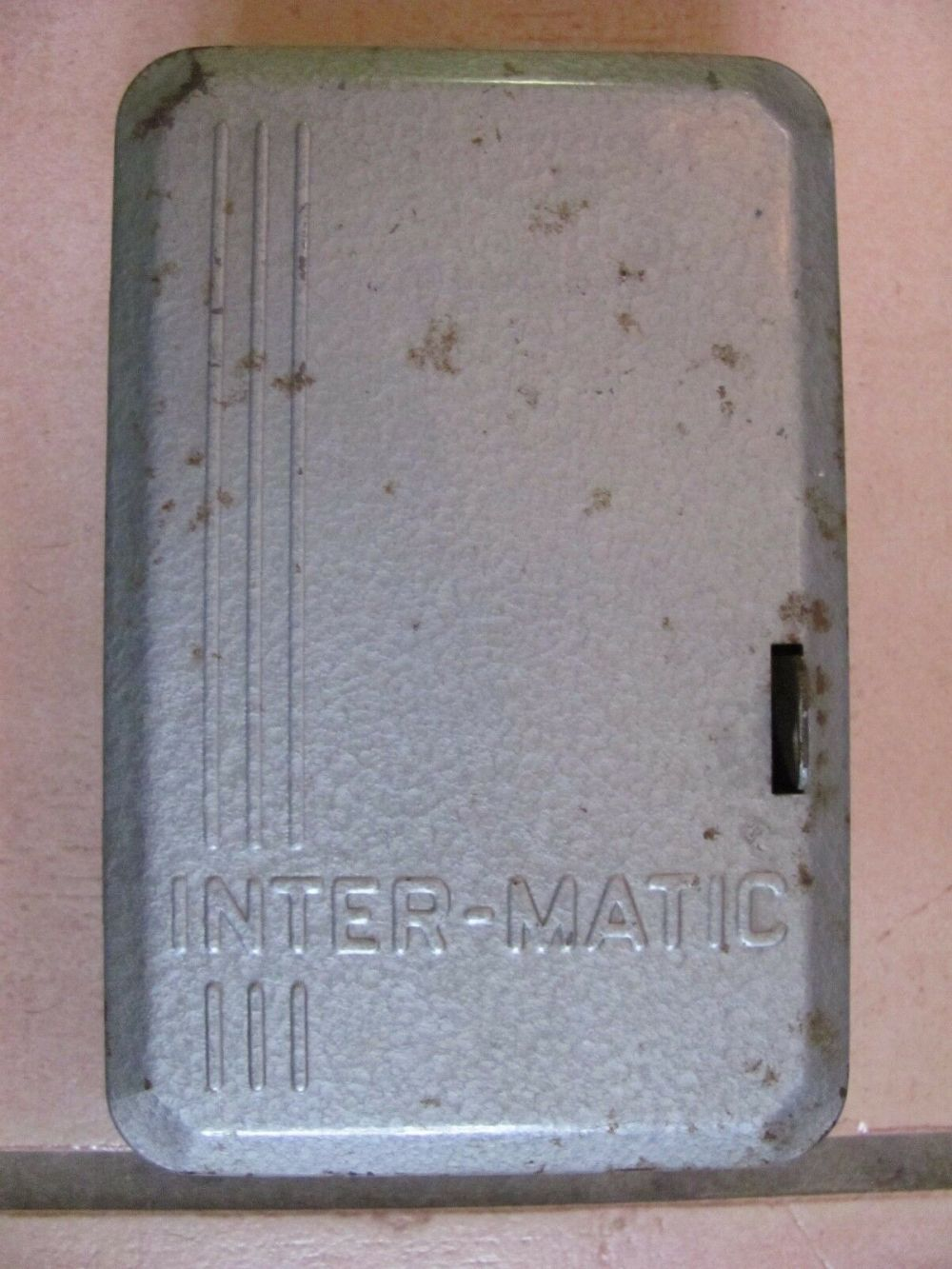 medium resolution of intermatic t102 208 277 volt spst 24 hour mechanical time switch for sale online ebay