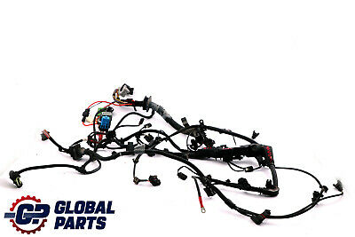 BMW 3 Series E90 E91 E92 E93 LCI 320d N47N Engine Wiring
