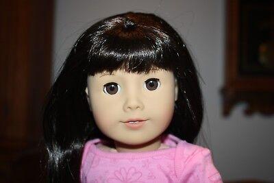 New American Girl Innerstaru 18 Quot Doll 16 Lt Skin Dk Brown