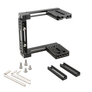 CAMVATE Universal DSLR Camera Cage Dual-use Adjustable for