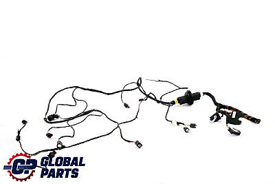 BMW Mini Cooper One F55 F56 Rear Bumper PDC Cables Wiring