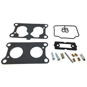 Carburetor Repair Rebuild Kit For 2000-03 Kawasaki Mule