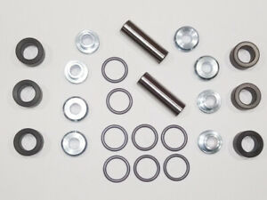 BOTH SIDES FRONT UPPER A-ARM BUSHING REBUILD SET KIT