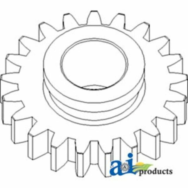 70232498 Gear Reverse Idler Fits Allis-Chalmers Tractor