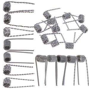 10X Pre Built Coils Prebuilt Pre Made Heating Wire Coil
