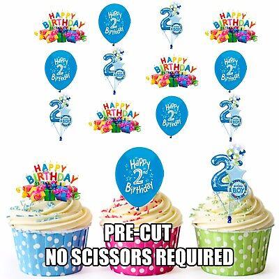 pre cut 2nd birthday