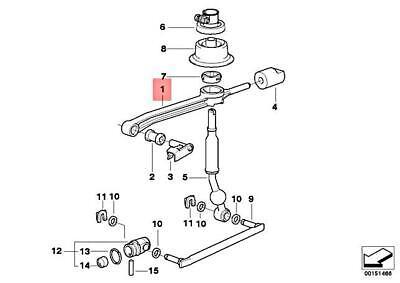 For BMW E36 328i 328is M3 Manual Transmission Shift Lever