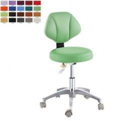 Revolving Chair For Doctor Conference Table With Chairs Medical Dental S Stool Adjustable Mobile Image Is Loading 039
