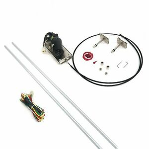 Universal Power Wiper Kit Street Rod Hot Rod from EZ
