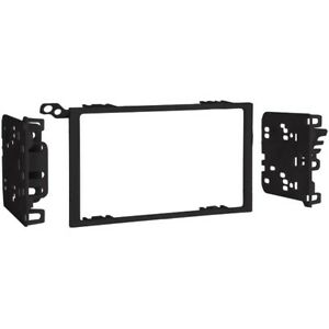 Metra Double DIN Installation Multi-Kit for 90-up GM/Honda