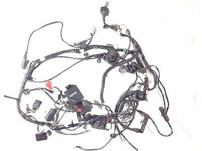 2009 Kawasaki KLX250 KLX 250 Wiring Electic Wire