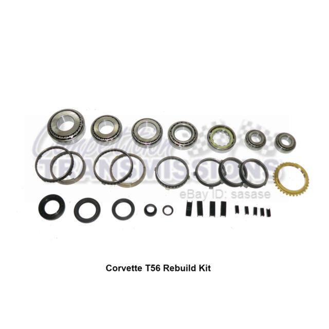 T56 Corvette Rebuild Kit C5 C6 Tremec 6 Speed Bearing