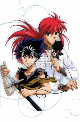 yu yu hakusho anime poster glossy finish rgc huge poster ani291