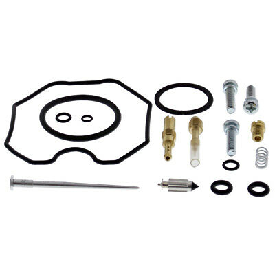 CARBURETOR CARB REBUILD GASKET JET KIT HONDA RECON 250