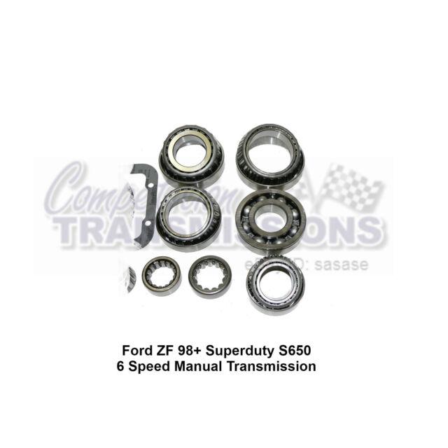 S6-650 Bearing & Seal Kit ZF 6 Speed Manual Transmission