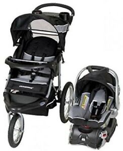 Baby Trend Expedition Travel System Stroller W Infant Car
