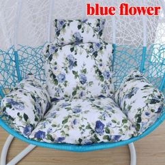Hanging Chair Decor In Bedroom Various Colors Single Swing Cushion Pad Pillow Egg Picture 13 Of