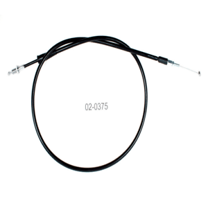 Black Vinyl Throttle Cable For 2004 Honda TRX450FM