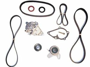 Timing Belt Water Pump Kit Fits: Rio & Rio5 Tensioners
