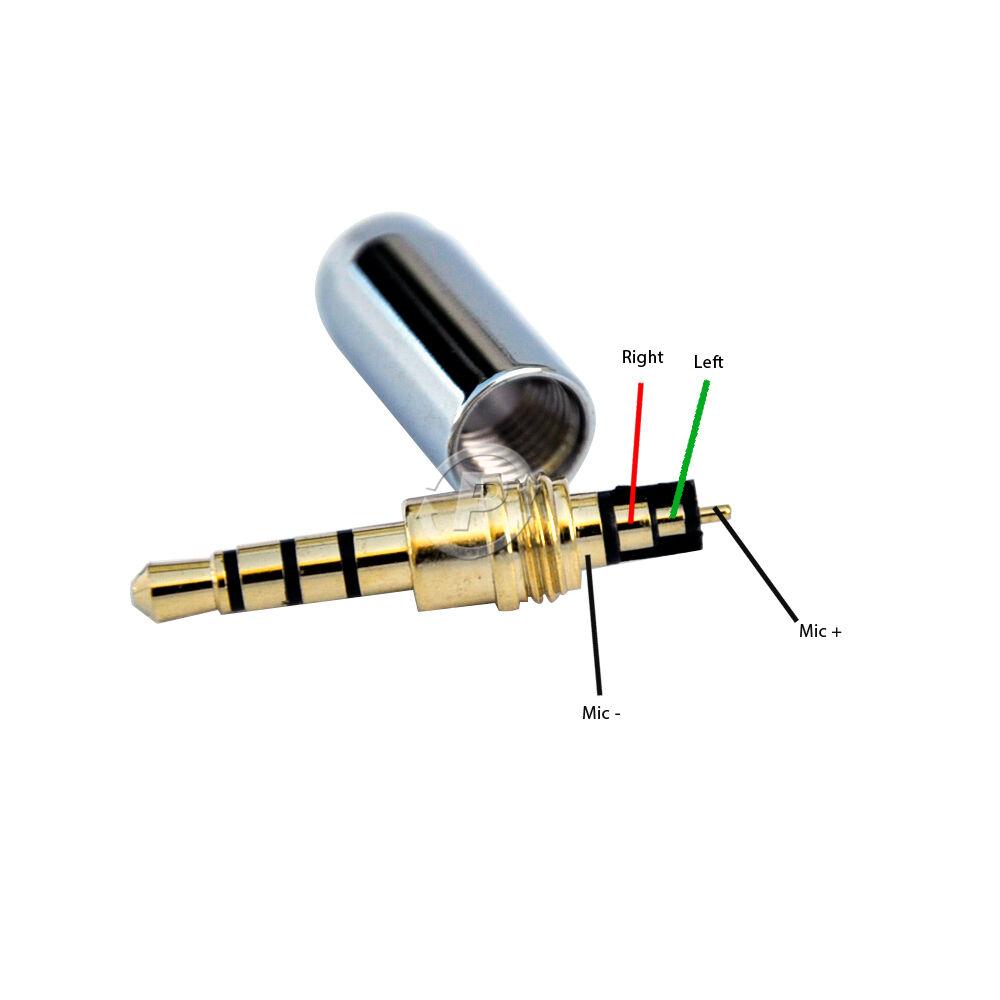 3 5mm Female Audio Jack Wiring Headphone Earphone Diy Repair Adapter 3 5mm Trs Trrs
