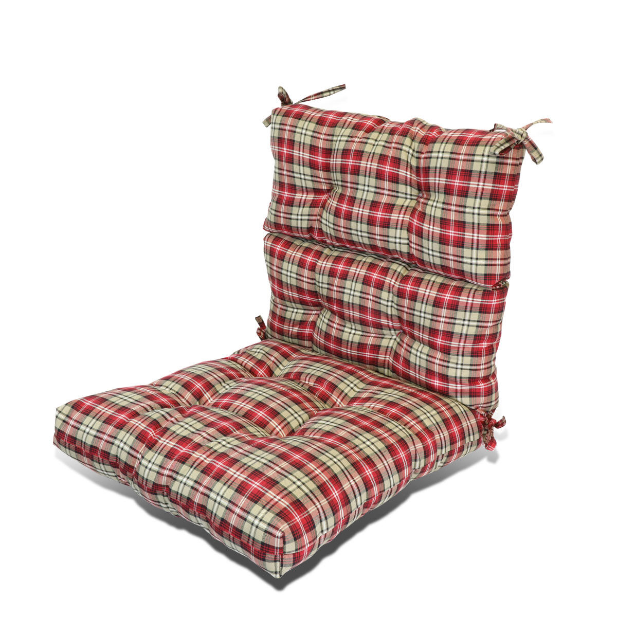 thick chair cushions cheap modern chairs 3 quot patio garden dining seat back cushion