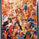【Rare】CAPCOM VS. SNK MILLENNIUM FIGHT 2000 Dream Cast B2 Size Original Poster