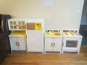 Old Little Tikes Kitchen Set Novocom Top