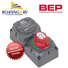 dual battery setup boat diagram omron ly2n relay wiring tjm red centa 12v management system for sale online ebay bep switch vsr 24v isolator