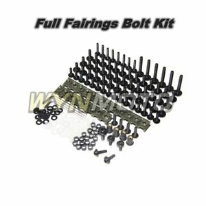 Fairings Bolt Kit For 2002 2003 Honda CBR900RR 954 02 03