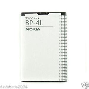 BATTERIA ORIGINALE NOKIA BP-4L Per 6650F 6760S E52 E55