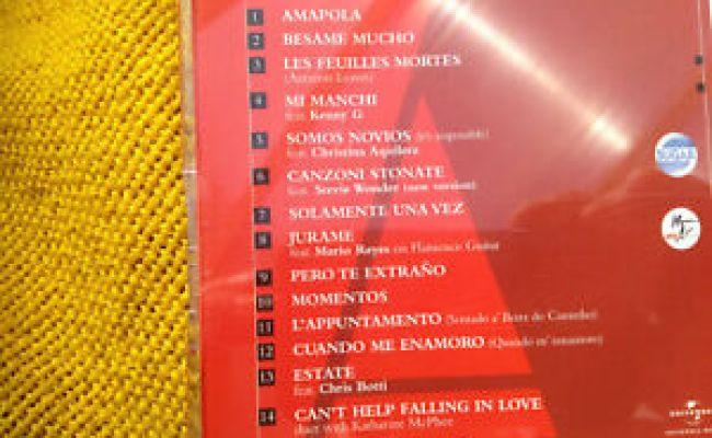 Amapola Andrea Bocelli